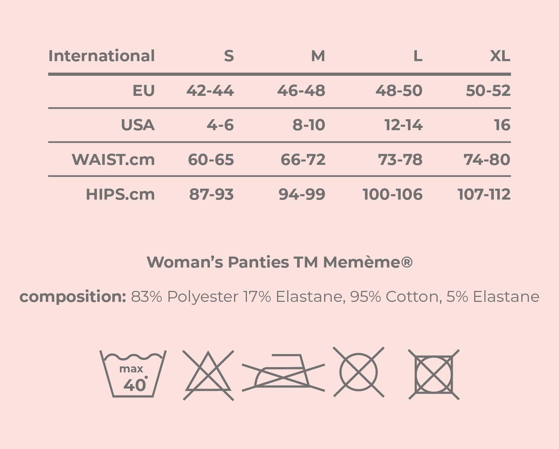 MEMÈME - Product Info_Washcare Guide